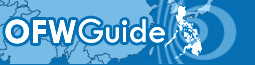OFW Guide - Filipino's guide to working and living overseas