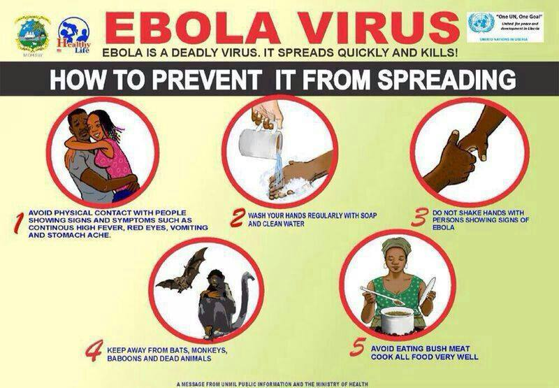 facts about the ebola virus disease